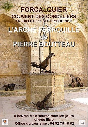 Exposition pierre boutteau sculpteur - Office du tourisme forcalquier ...